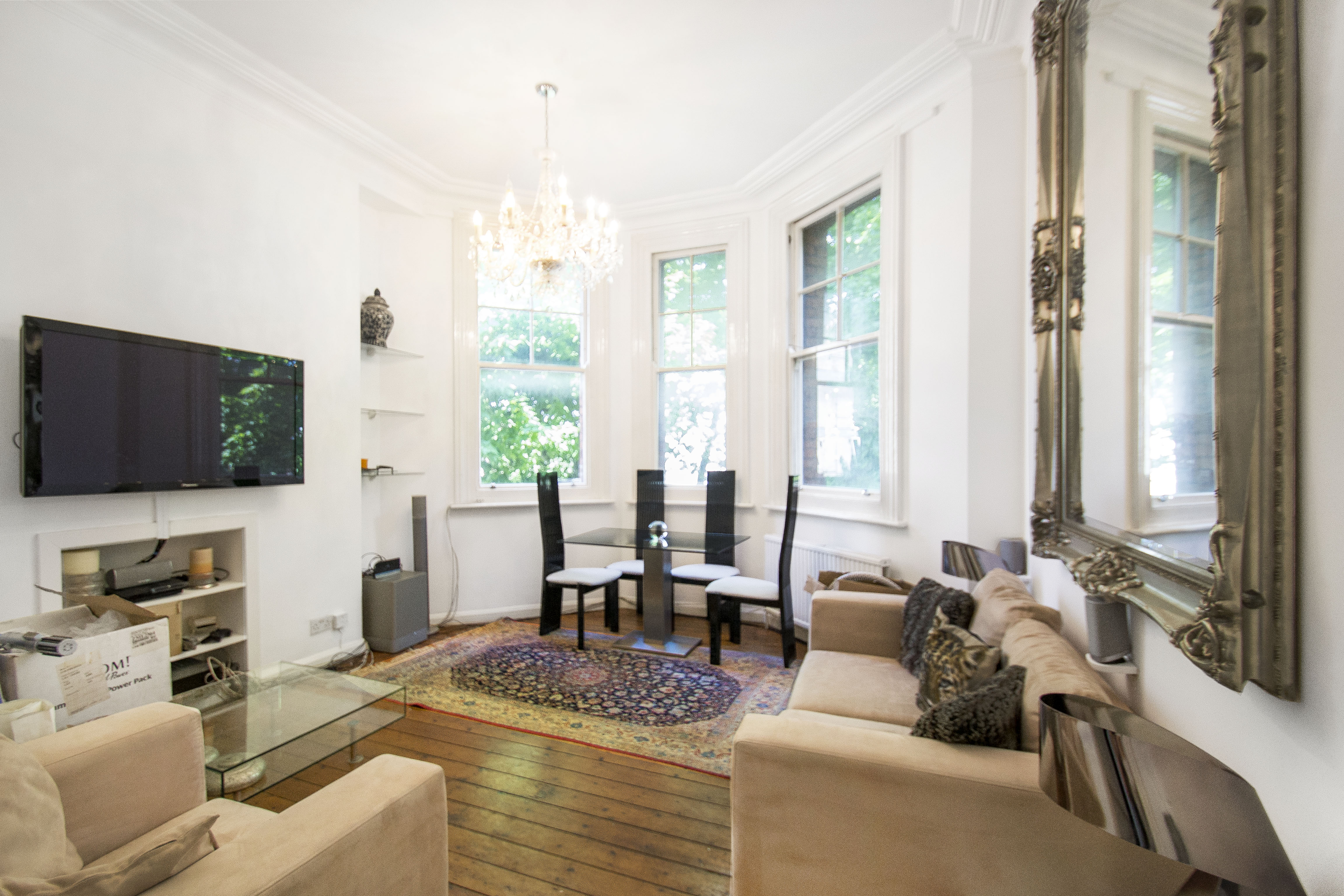 Moscow Mansions, Cromwell Road, Earls Court SW5