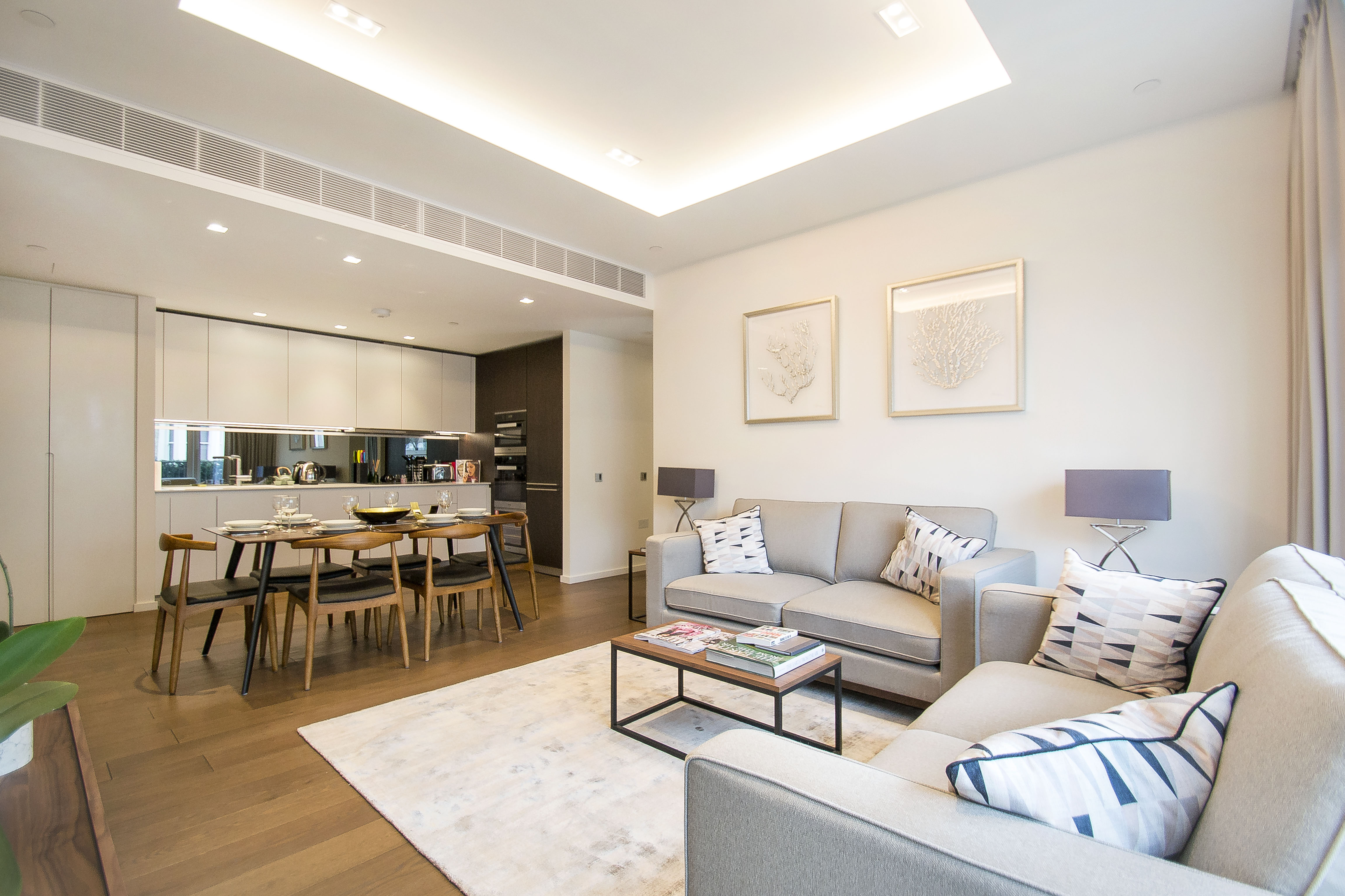 Bolander Grove, Lillie Square, Earls Court SW6